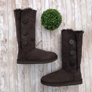 Ugg Bailey Triplet Button Tall Boots